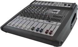 Westa - 6 CH 2X250 Watt Power Mikser