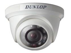 Dunlop - 720P 2.8mm 20Mt. IR HD-TVI Dome Kamera