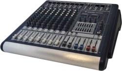 Westa - 8CH 2X300 Watt Power Mikser