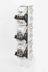 Apator - Apator / 3x400A Dikey Sigortalı Yük Ayırıcı NH Boy 2 (Ayrı Açmalı) / ARS 2 - 1 - M
