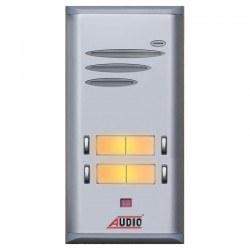 Audio - Audio/ Basic Çift Sıra Butonlu Zil Paneli / 004849
