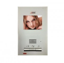 "Audio - Audio/ Bus Plus GDM 3,5"" Dikey Diafon / Basic Kameralı Butonlu Zil Panelli Diafon Paketi"