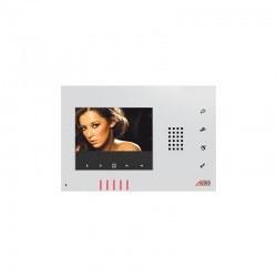 "Audio - Audio/ GDM 4,3"" Dokunmatik Butonlu Handsfree Beyaz Diafon / 001122"