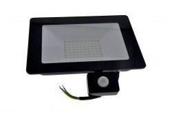 Cata - Cata / 50w Sensörlü Slim LED Projektör 6400K Beyaz / CT-4654