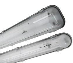 Çetinkaya - Çetinkaya / LED Uyumlu 2x1200 mm Etanj Armatür / ÇA 58024