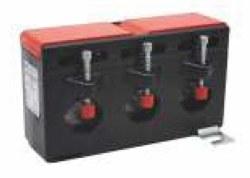 Entes - ENTES ENS.3PH 30 3X250/5A 2.5VA Cl.1 Üç Fazlı Akım Trafosu Eksenler Arası: 45mm