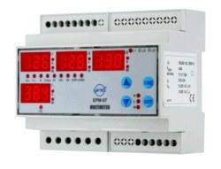 Entes - ENTES-EPM-07S-DIN Şebeke Analizörleri