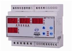 Entes - ENTES-EPR-04-DIN Güç ve Enerji Ölçer