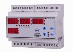 Entes - ENTES-EPR-04S DIN Güç ve Enerji Ölçer
