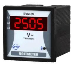 Entes - ENTES-EVM-3S-72 Voltmetre