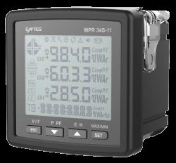 Entes - ENTES-MPR-34S-11 Şebeke Analizörü