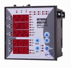 Entes - ENTES-MPR-53S-96 Şebeke Analizörleri