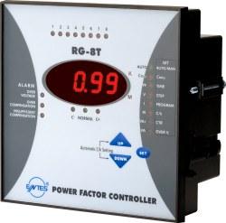 Entes - ENTES-RG-8T Reaktif Güç Kontrol Rölesi