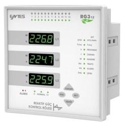 Entes - ENTES RG3-12e Reaktif Güç Kontrol Rölesi