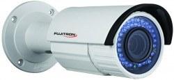 Fujitron - Fujitron 5.0MP 2.8~12mm Motorize Lens 30Mt. IR IP Bullet Kamera