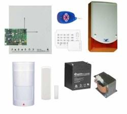 Paradox - Kablosuz Alarm Sistemi Paket