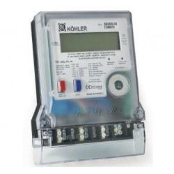 Köhler - Köhler/ Kombi Trifaze Elektronik Elektrik Sayacı / AEL.TF.20