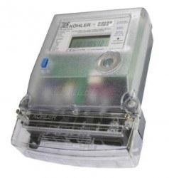 Köhler - Köhler/ Trifaze Elektronik Elektrik Sayacı / AEL.TF.16-2