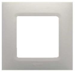 Legrand - Legrand / Salbei Beyaz Tekli Çerçeve / 767331