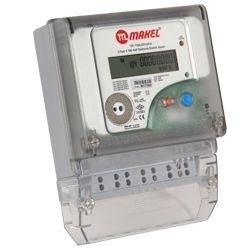 Makel - Makel / Trifaze Elektronik Elektrik Sayacı / 152013023