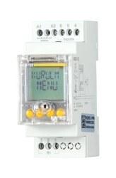 Entes - ENTES-MCB-125 Dijital Zaman Röleleri