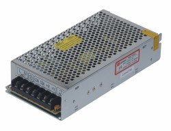 Mervesan - Mervesan/100 Watt 5 Vdc Ac/Dc Metal Kasalı Adaptör-/Ms-100-5