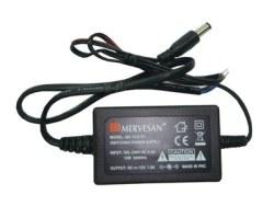 Mervesan - Mervesan/12 Vdc 1,5a 18w Smps Masaüstü Modeli Adaptör/Ms-1812-Dt