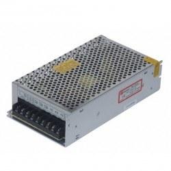Mervesan - Mervesan/200 Watt 18 Vdc Ac/Dc Metal Kasalı Adaptör-/Ms-200-18