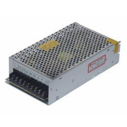 Mervesan - Mervesan/200 Watt 5 Vdc Ac/Dc Metal Kasalı Adaptör-/Ms-200-5