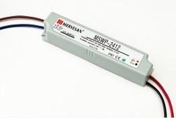 Mervesan - Mervesan/24 W 12 Vdc Sabit Voltaj Adaptör/Mswp-24-12