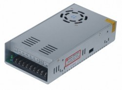 Mervesan - Mervesan/350 Watt 12 Vdc 27,5 A Dc/Dc Metal Kasalı Konvertör/Msdc-35012