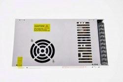 Mervesan - Mervesan/350 Watt 12 Vdc Ac/Dc Metal Kasalı Adaptör-/Ms-350-12-S