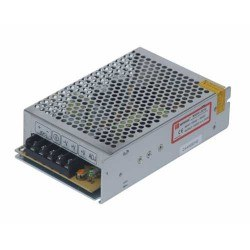 Mervesan - Mervesan/50 Watt 12 Vdc 4.2 A Dc/Dc Metal Kasalı Konvertör/Msdc-5012