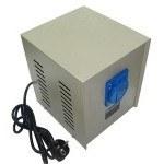 Mervesan - Mervesan / 5000 Va 220/110 V Ac/Ac Dönüştürücü Oto Transformatör / Ms-5000