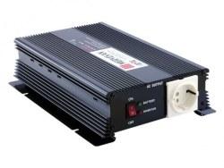 Mervesan - Mervesan/600 Watt 12 Vdc/220 Vac İnvertör + Akü Şarj/Ms-60012c