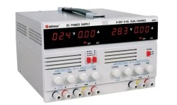 Mervesan - Mervesan/0-60 - 0-30 Vdc 5a-10a 300w Laboratuvar Tip Ayarlı Lıneer Güç Kaynağı / Ms-305-Dıı