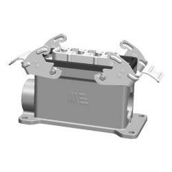 Mete Enerji - Mete Enerji 6x35a Çoklu Duvar Prizi (Çıft Gırıs) Metal Mandallı/ 403108s