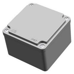Mete Enerji - Mete Enerji 100x100x73 Alüminyum Buat/ 402506