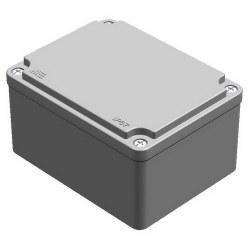 Mete Enerji - Mete Enerji 100x130x73 Alüminyum Buat/ 402508