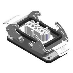 Mete Enerji - Mete Enerji 10x16a Çoklu Makine Prizi Metal Mandallı/ 403020s