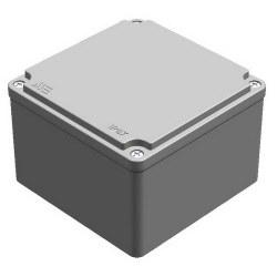 Mete Enerji - Mete Enerji 130x130x90 Alüminyum Buat/ 402511