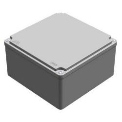 Mete Enerji - Mete Enerji 160x160x90 Alüminyum Buat/ 402516
