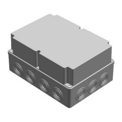 Mete Enerji - Mete Enerji / 210x290x140 Termoplastik Derin Kapaklı Klemens Kutusu / 40203605
