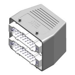 Mete Enerji - Mete Enerji 32x16a Çoklu Uzatma Fiş Üstten Girişli/ 403054