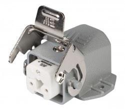 Mete Enerji - Mete Enerji 3x10aeğik Makine Prizi (Arka Girişli)/ 403257s