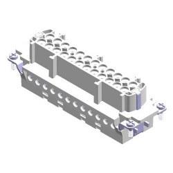 Mete Enerji - Mete Enerji 48x16a Çoklu Priz Çekirdek Montajlı/ 29028