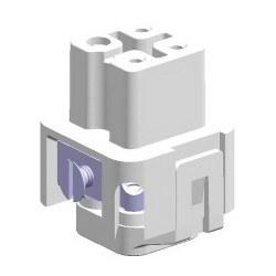 Mete Enerji - Mete Enerji 4x10a Çoklu Priz Çekirdek Montajlı/ 29008