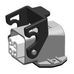 Mete Enerji - Mete Enerji 4x10a Termoplastik Eğik Makine Prizi/ 403071