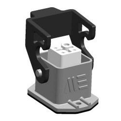 Mete Enerji - Mete Enerji 4x10a Termoplastik Makine Prizi/ 403070