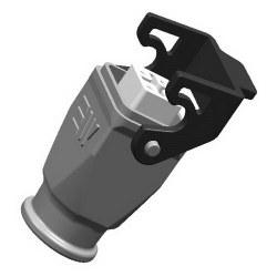 Mete Enerji - Mete Enerji 4x10a Termoplastik Uzatma Prizi (Rakorsuz)/ 403072